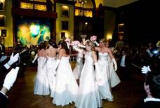 debutante gloves philadelphia charity ball